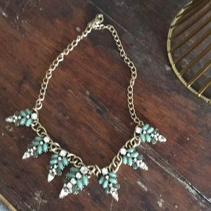 Statement necklace.  Like new.